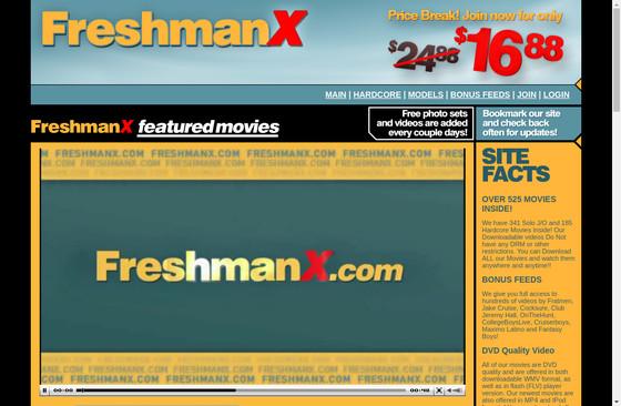 Freshman X