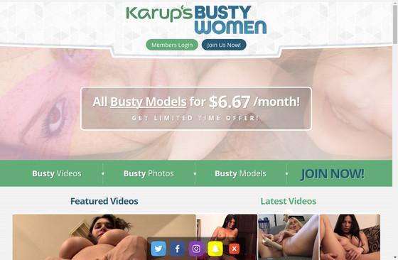 Karups Busty