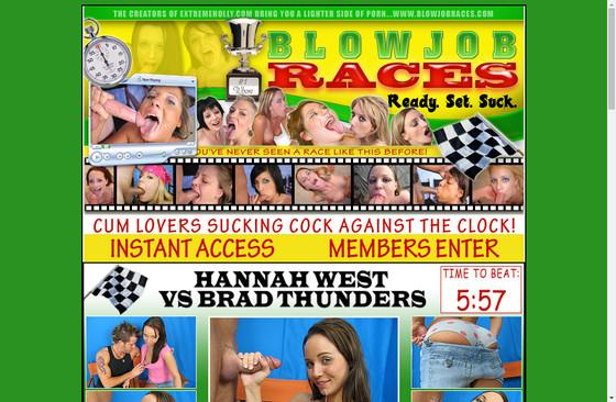 Blowjob Races
