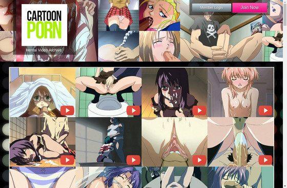Cartoon Porn