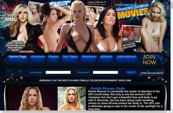 Female Celeb Movies