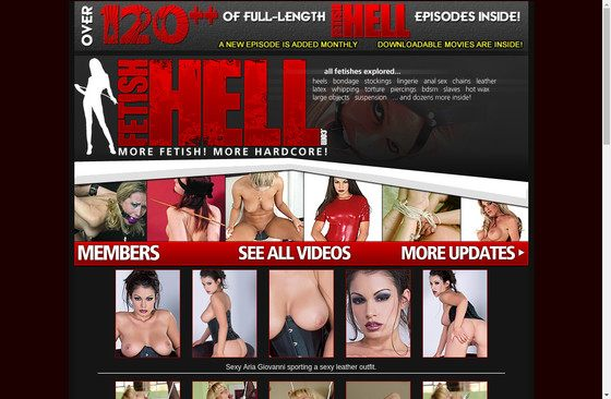 Fetish Hell