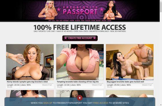 Free Big Tits Passport
