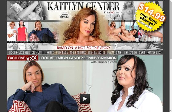 Kaitlyn Gender