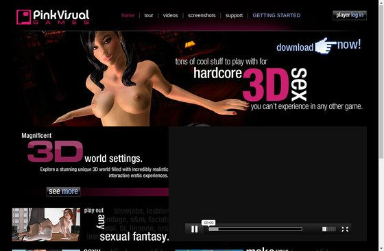 Pink Visual Games