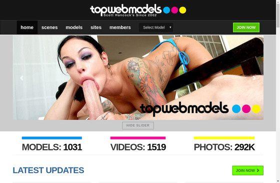Top Web Models