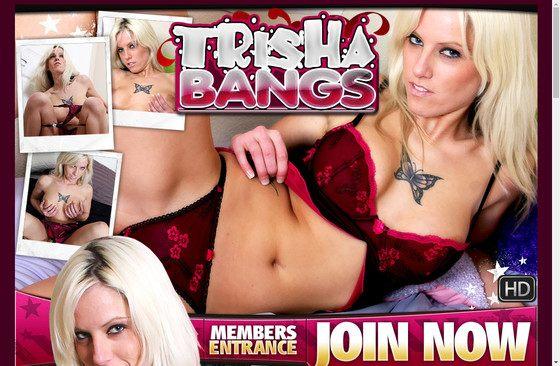 Trisha Bangs