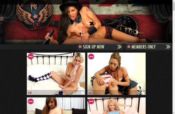 UK Nude Girls