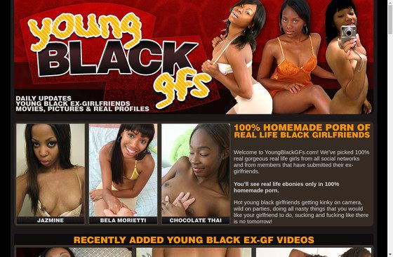 Young Black G Fs