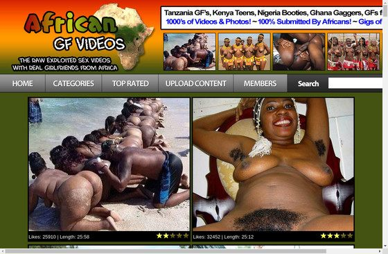 African GF Videos