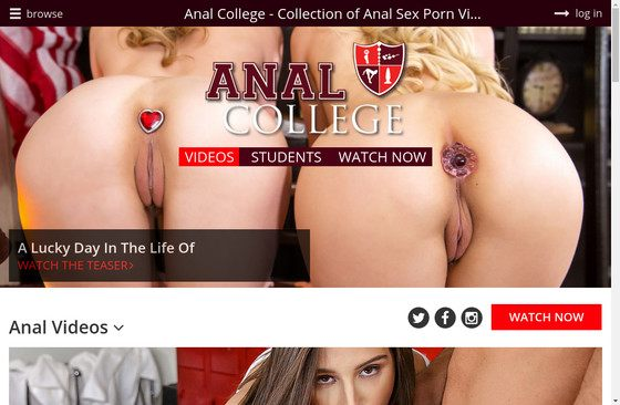 Anal College