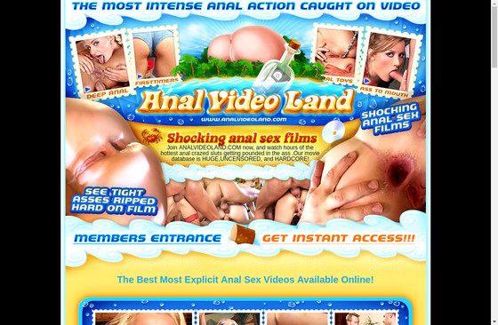Anal Video Land