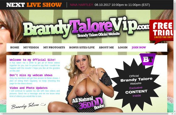 Brandy Talore VIP