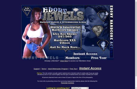 Ebony Jewels