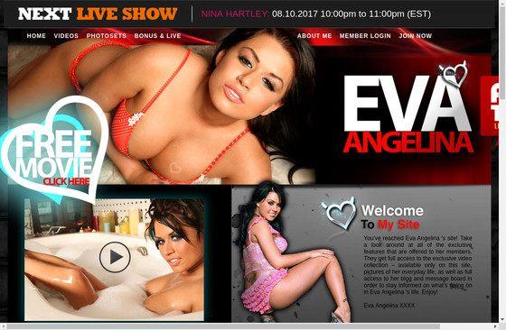 Eva Angelina XXX