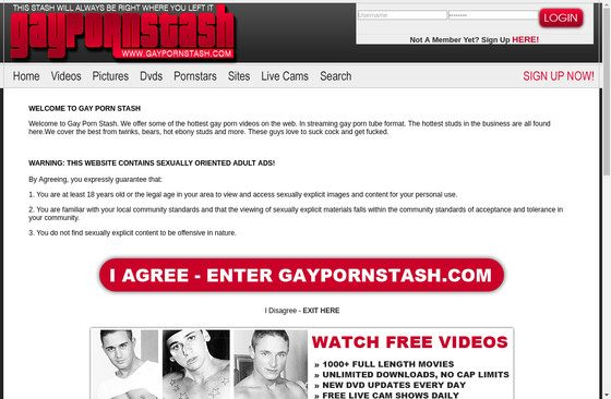 Gay Porn Stash