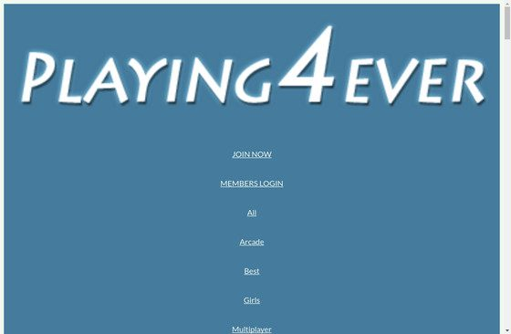 Playing 4 Ever