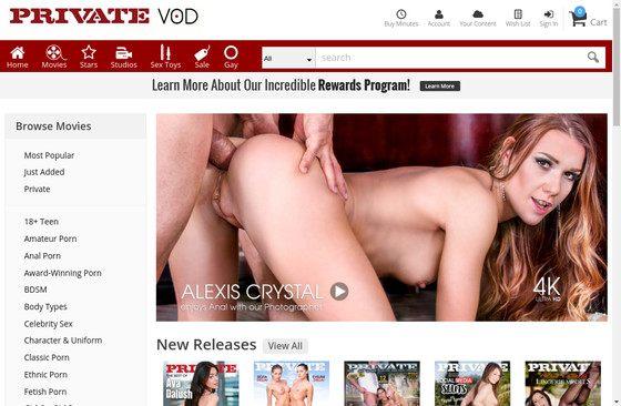 Private VOD