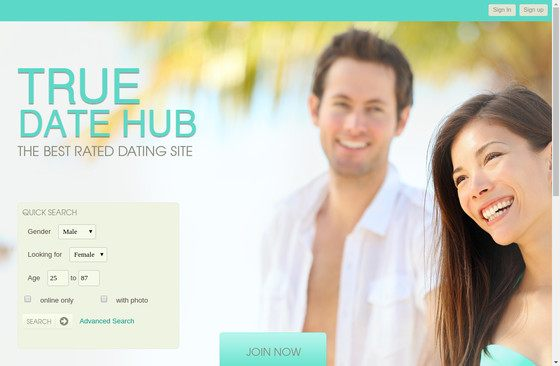 True Date Hub