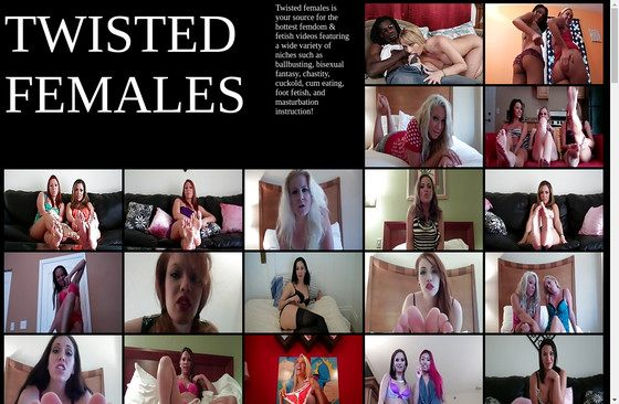 Twisted Females