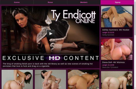 Ty Endicott