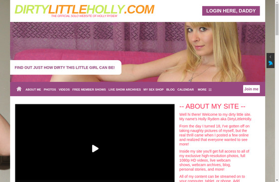 Dirty Little Holly