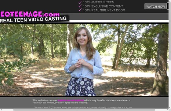 Video Teenage