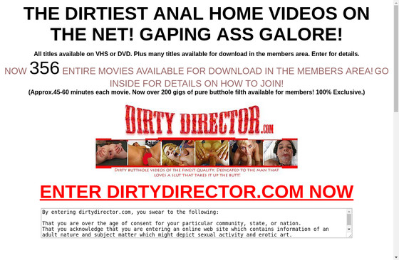 Dirty Director