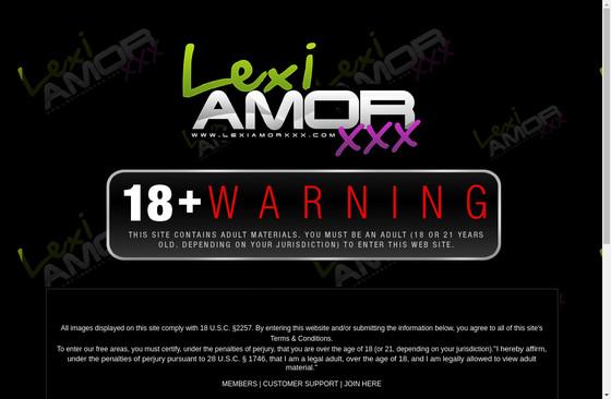 Lexi Amor XXX