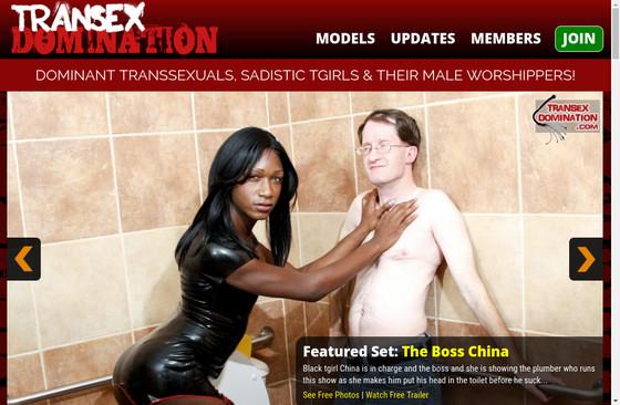 Transex Domination