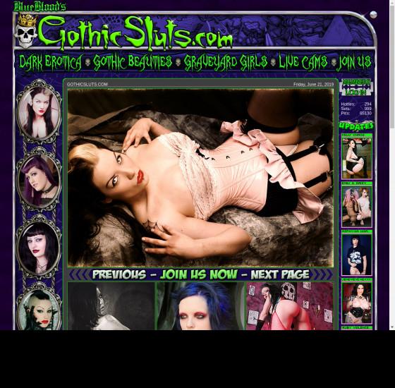 gothic sluts