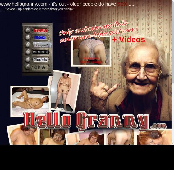 hello granny