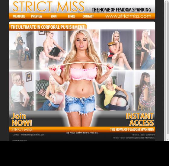 strict miss
