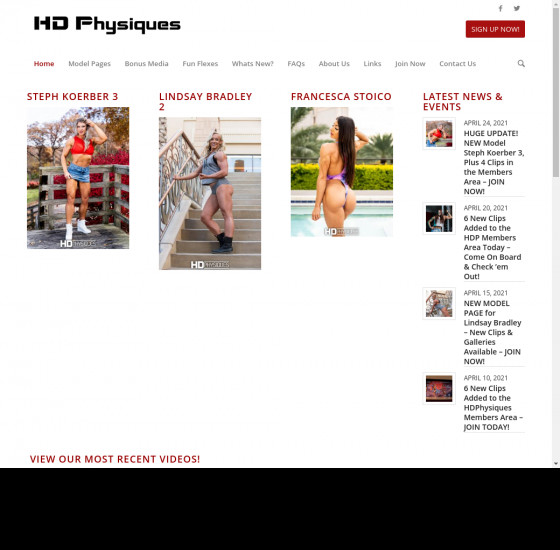 hd physiques