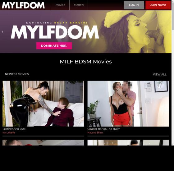 mylf dom